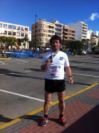 vila de santa pola half marathon- lipas 2