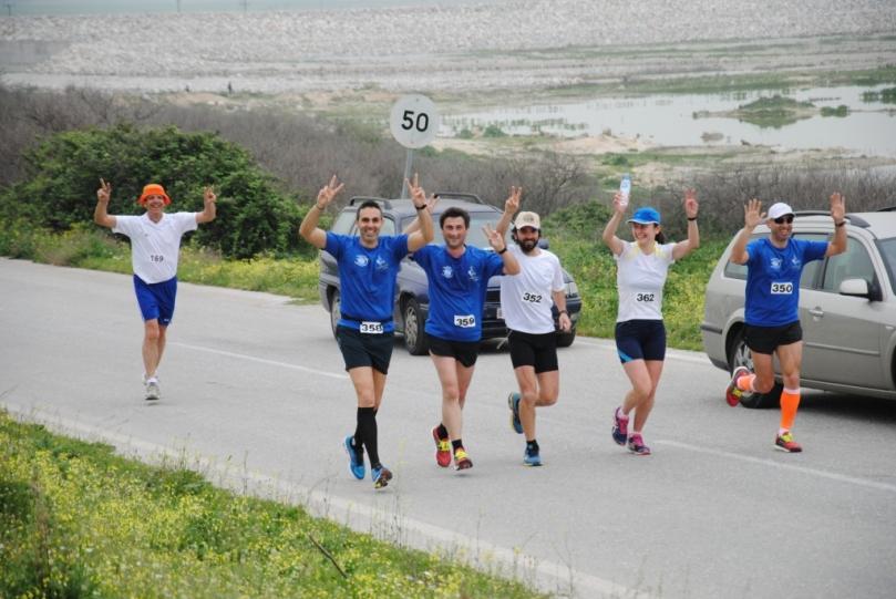 15th halfmarathon rizomylos-kerasia - papantonis-alexiou-lipas-divanis 2