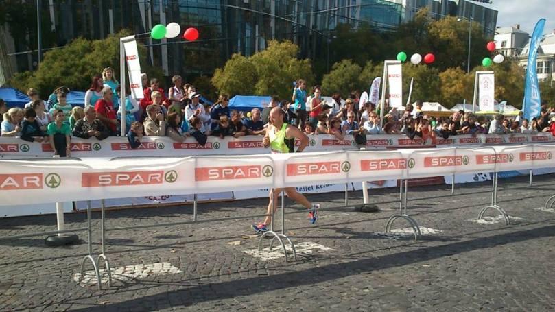 28th Budapest Marathon - 30km Hatzis - 2:12:58